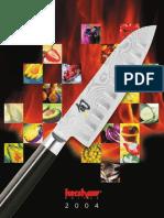 2004 Kershaw Catalog Kitchen