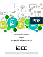 PROAV1301_S8_CONT_Introducción al lenguaje Python