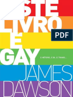 Este Livro e Gay - James Dawson