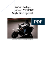 2009 Night Rod Special