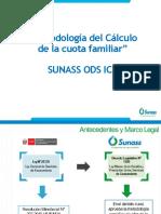 presentación TALLER CUOTA FAMILIAR
