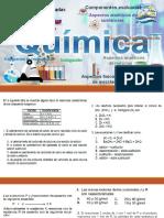 QUÍMICA SABER 11 - ASPECTOS ANALÍTICOS DE MEZCLAS