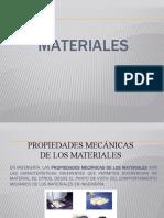 exposicion materiales