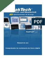 PeakTech_2700_ES