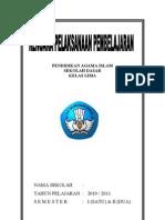 RPP PAI SD KELAS V