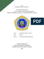 UTS Pemrograman Visual 1 - Muhammad Ferdy Yassar 19630267  (2A TI Non Reguler Banjarbaru)