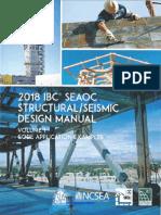 2018IBC SEAOC Structural Seismic Design Manual Vol.1,Code Application Examples, 2019 234pp.pdf