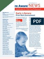 Child Start Newsletter