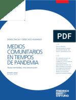 Medios Comunitarios en Tiempo de Pandemia