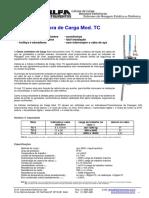 ALFA_Célula de Carga Modelo TC-2 e TC-3