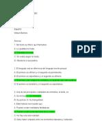 Evaluacion Español 804 J.T Guia 8 y 9