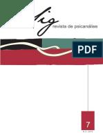 Revista Psicanalise Sig 7