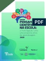 COMPLETO - Ebook Pensamento científico_Tríade educacional