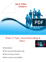 Week 15 Social Networking & Ethics.ppt