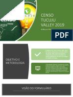 CENSO TUCUJU VALLEY 2019