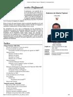 Gobierno de Alberto Fujimori - Wikipedia, la enciclopedia libre