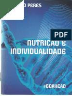 Nutrição e Individualidade - Rodolfo Peres