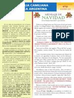 Boletín FCL Diciembre 2009