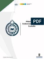 Adquisición de evidencias y Cadena de Custodia_Jhony_Martínez