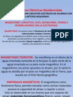 MAGNETISMO-CONCEPTOS-LEYES-TEORÍAS E INTERRELACIONES CON LA ELECTRICIDAD..pptx