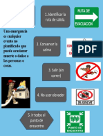 cartel simlacro