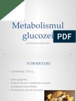 Metabolismul Glucozei