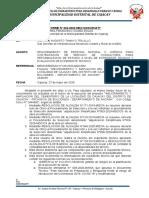 INFORME N° 004-2020-INFORME DE ACTUALIZACION DE PRECIOS CEMENTERIO