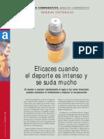 analisis bebidas isotonicas