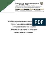 ANEXO 002. ACUERDO DE CONVIVENCIA ACTUALIZADO 2019.