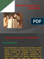 MÉTODO GRAMATICO - HISTORICO (1)