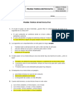 RESPUESTAS - PRUEBA DE CONOCIMIENTO PARA CONDUCTORES DE MOTOCICLETAS.docx