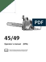 husqvarna 365 | Mechanical Engineering | Nature