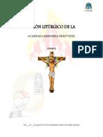 Guion liturgico de la Amiprej