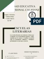 Escuelas-literarias ?✌?.pptx