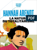 EBOOK Hannah Arendt - La Nature du Totalitarisme