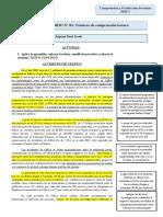 Laboratorio 03-Técnicas de comprensión lectora