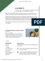 Keto_ Una semana de OMAD #1 - Diet Doctor-recetas