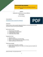 UNIDAD 6 -  CAPACITACION PARA DOCENTES