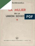 La mujer en la rusia sovietica