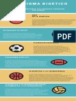 Infografía con línea de tiempo de deportes dorado y verde azulado.pdf
