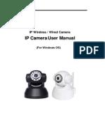 IP Camera User Manual