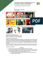 Español Semana Del 12 Al 30 de Octubre