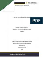 Análisis y Diagnóstico Organizacional NATALIA