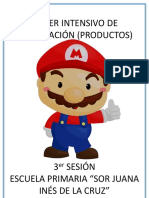 productos sesion 3