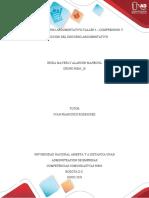UNIDAD 2- DISCURSO ARGUMENTATIVO-TALLER 4 – COMPRENSIÓN Y PRODUCCIÓN DEL DISCURSO ARGUMENTATIVO