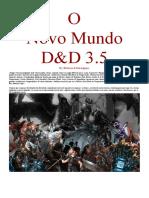 D&D3.5-Compêndio de Novas Raças