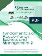 FABM 2 Module 7 Principles of Taxation