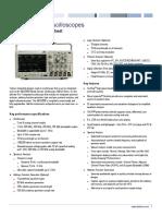 Tektronix_Revised-MDO3000-Oscilloscope-Datasheet-1207403