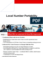 number portability ppt