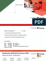 Clase 1 AOM Sección 4V1 P2020